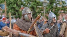 Open-air Legends of Norwegian Vikings Stock Image