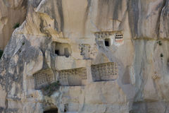 Open Air Museum in Goreme Royalty Free Stock Images