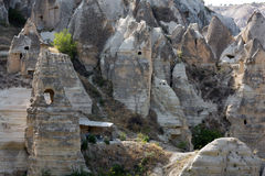 Open Air Museum in Goreme . Cappadocia Stock Image