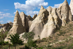Open Air Museum in Goreme Royalty Free Stock Photography