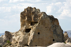 Open Air Museum in Goreme Stock Photography