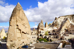 Open air museum, Goreme, Turkey Royalty Free Stock Photography