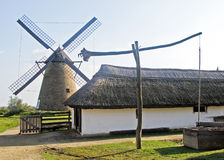 Open-air museum, Sztentendre royalty free stock photos