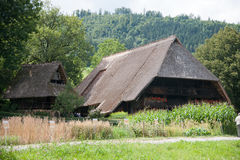 Open Air Museum Vogtsbauernhof Royalty Free Stock Photos