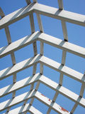 Open air roof Royalty Free Stock Image