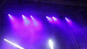 Stage concert lights