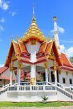 Wat Hat Yai Nai, Hatyai, Thailand Stock Photo