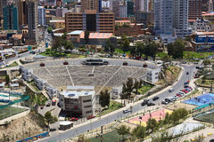 Open Air Theater in La Paz, Bolivia Stock Photos