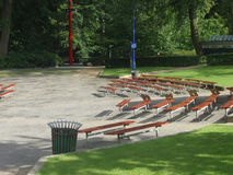 Open air theatre Stock Images