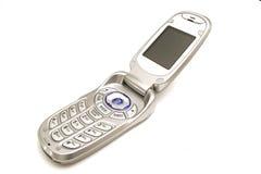 Open angle cell phone Stock Photos