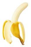 Open banana Royalty Free Stock Photos
