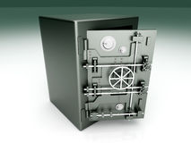 Open Vault Stock Photography