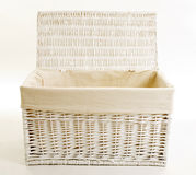 Open basket Stock Photography