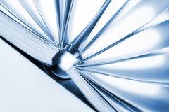 Open bedrijfscatalogus Stock Afbeeldingen