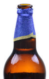 Open beer bottle Stock Photos