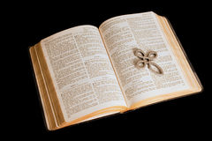 Open Bible Stock Photography