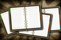 Open Blank page Royalty Free Stock Photo