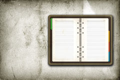 Open Blank page Royalty Free Stock Photos