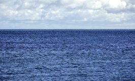 Open Blue Sea stock images