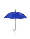 Open blue umbrella Stock Photos