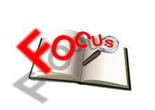 Open boek Stock Afbeeldingen