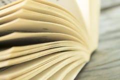 Open Boek Stock Foto