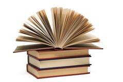An open book. Stock Photography