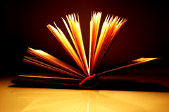 Open book [2] Royalty Free Stock Photography