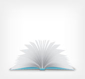 Open Book. Royalty Free Stock Photo