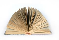 Open book Royalty Free Stock Photos