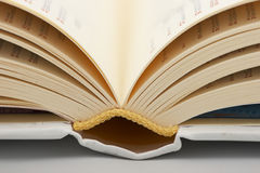 Open book. Book opened Royalty Free Stock Images