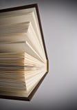 Open book. Closeup, education concept Stock Photos