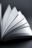 Open book. Abstract pages of open book Royalty Free Stock Images