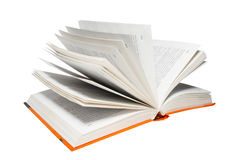 Open book. Royalty Free Stock Photos