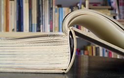 Open book, Royalty Free Stock Image