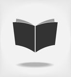 Open book. Royalty Free Stock Image