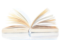 Open Book Encyclopedia. Stock Images