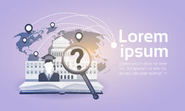 Open Book Law Library Read School Education Knowledge Concept Royalty Free Stock Image