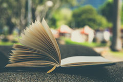 open book, note Royalty Free Stock Images