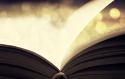 Free Open Book Photo In Retro Style. Stock Photography - 28759332