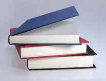 Open book plain Royalty Free Stock Photo