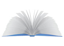 Open book vector Royalty Free Stock Images