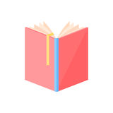 Open book  vector Royalty Free Stock Image