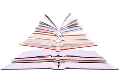 Open Books Royalty Free Stock Images