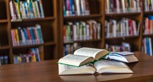 Open books Stock Photos