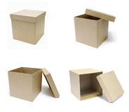 Open box Stock Photos