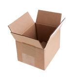 Open box Stock Image