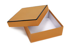 Open box Royalty Free Stock Photo