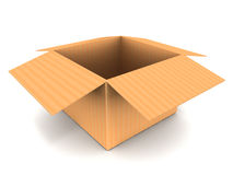 Open box Stock Images