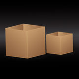 Open Box Royalty Free Stock Photography